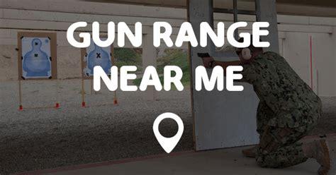 shooting ranges around me gun range near me points near me