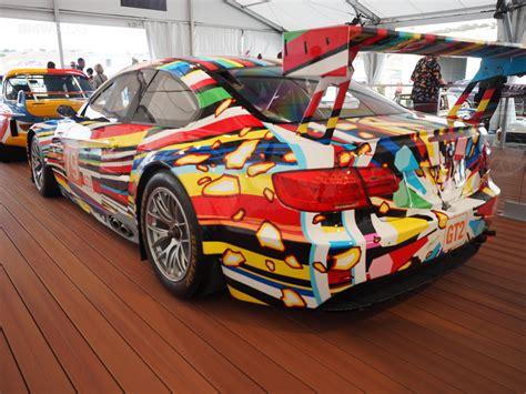 Bmw M3 Gt2 Art Car Photo Gallery From Laguna Seca