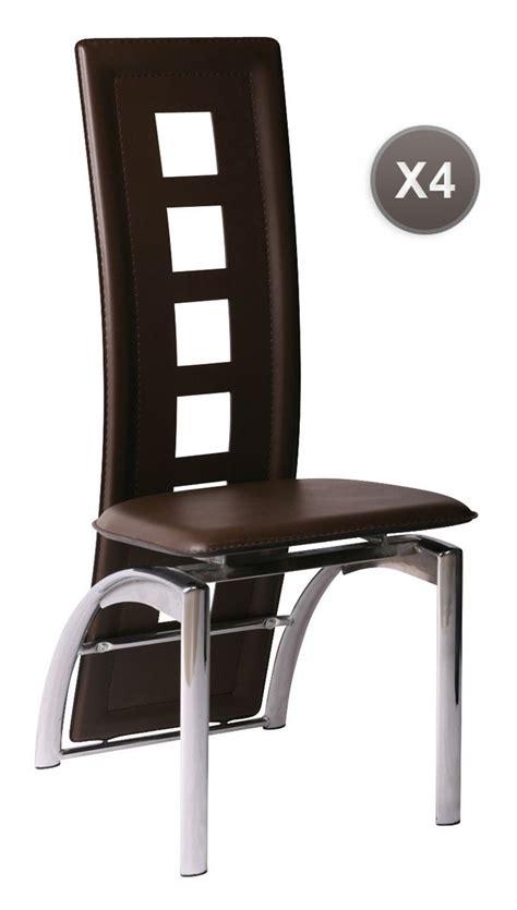 chaises salle à manger moderne chaises de cuisine salle à manger marron moderne jackie