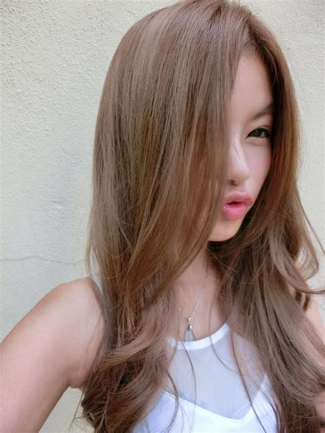 How To Get The Best Hair Color by 10 Best Asian Hair Color Of 2018 2019 Asian Color
