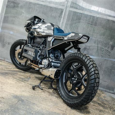 Modified Bmw K100 by Slightly Modified K100 Caf 201 Racers Motorcycles Cafe