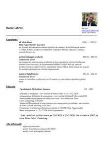 curriculum vitae romana model model cv ghresources