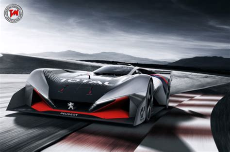 750 Cavalli Per La Peugeot L500 R Hybrid Vision Gran Turismo