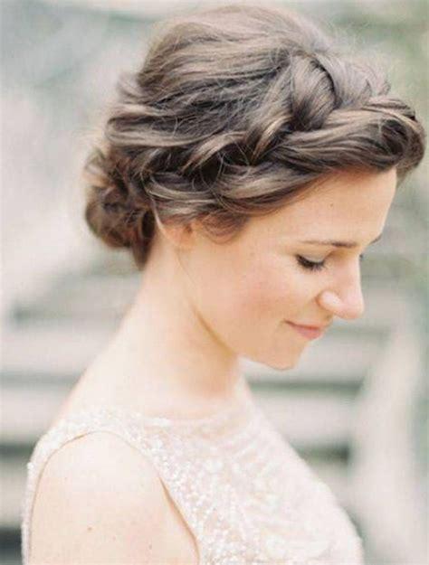 easy braided hairstyle ideas for medium length hair elle