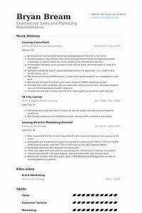 Customer Service Manager Sample Resume Leasing Manager Resume