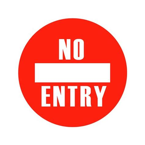 Graphic Floor Sign No Entry  Aj Products Ireland. Toucan Murals. Ambigram Tattoo Lettering. Singham Decals. Painted Landscape Murals. Hotel Management System Banners. Graphite Lettering. Cut Off Signs. Art Poster Website