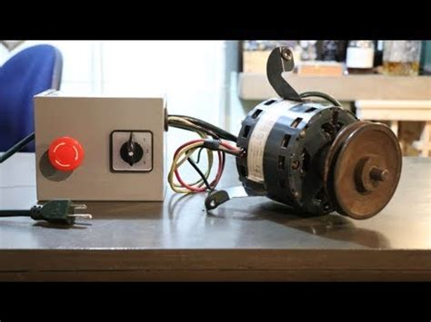 Wiring Speed Blower Motor Youtube