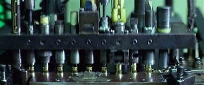 Manufacturing Ammunition Bullet Gifs Making Stuff Breaking