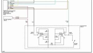 Wiring Diagram For Wiper Motor 4 Pin Plug Have Four Blue Wires With Various Distinctions