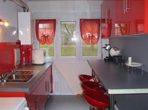 et decoration cuisine modèle décoration cuisine gris et