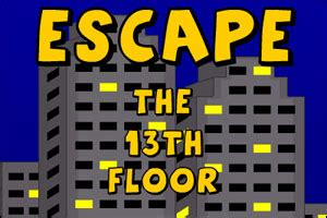 Escape The 13th Floor Walkthrough by Escape The 13th Floor Walkthrough Comments And More