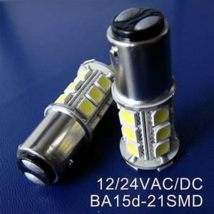 Aliexpress.com : Buy High quality 12/24VAC/DC BA15d led ...