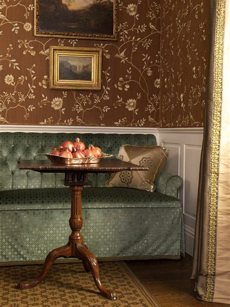 Tastemaker Louise Gaskill by Decorating Favorite Fall Colors Traditional Home
