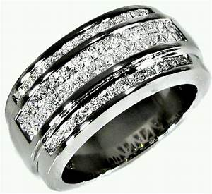 Unique mens diamond wedding bands wedding and bridal for Mens wedding rings diamond