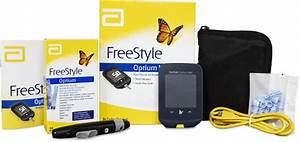 Freestyle Abbott Diabetes Care Instructions