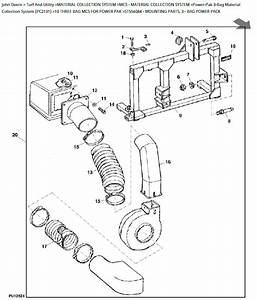 31 John Deere Bagger Parts Diagram