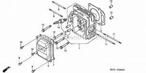 Honda Gxv160k1 Parts List And Diagram