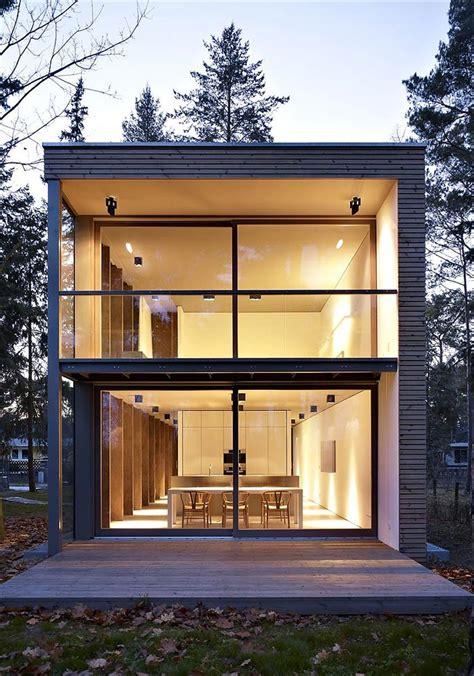 minimum house  scheidt kasprusch architekten