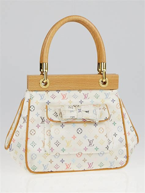 louis vuitton limited edition monogram silk satin