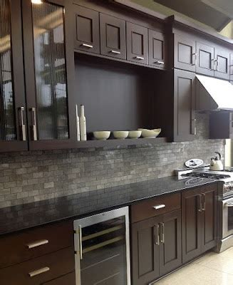 cherry cabinets with gray countertops color forte august 2015