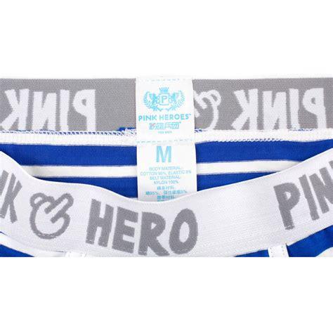 size xl cd boxer pria striped celana dalam boxer pria size xl blue