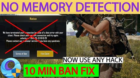 disable pubg anti cheat system gameloop fix  minutes
