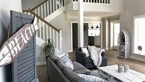 Schweden Style Einrichtung : maritimes wohnzimmer beachhouse living ~ Lizthompson.info Haus und Dekorationen