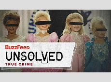 The Tragic Murder Of JonBenét Ramsey YouTube