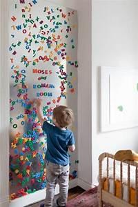 Buchstaben Deko Kinderzimmer : 43 ideen und anleitung f r kinderzimmer deko selber machen ~ Orissabook.com Haus und Dekorationen