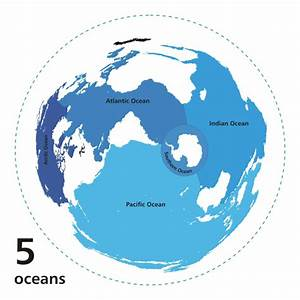 How many oceans are there? - GeoLounge: All Things Geography