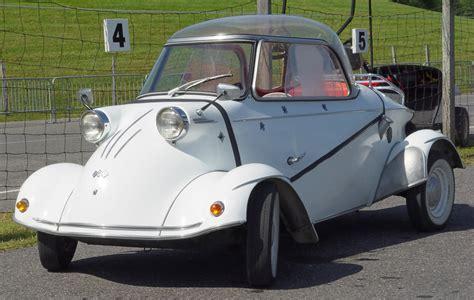 Messerschmitt KR200 - White - Front Angle
