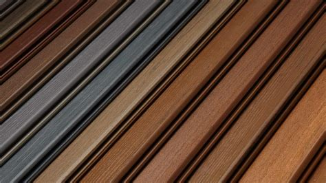 Azek Decking Color Fading by Composite Decking Materials Products Timbertech