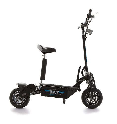 e scooter shop sxt scooters de your escooter store sxt1600 xl electric scooter black 48v 20ah