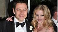 David Walliams and Lara Stone become parents to son - BBC ...
