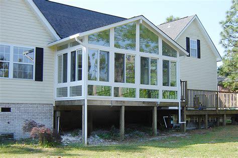 turn patio into sunroom plan sunrooms on decks decks sunrooms nhh building