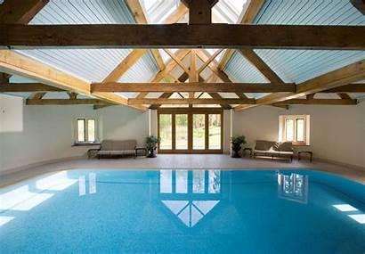 Pool Swimming Indoor Ground Pools Hampshire Stone