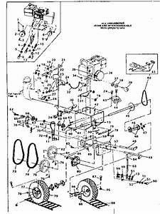 Engine Diagram  U0026 Parts List For Model 536882502 Craftsman