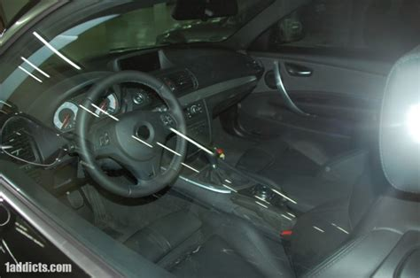 First Bmw 1 Series M Coupe Interior Photos