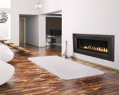 superior vent  linear luminary fireplace fines gas