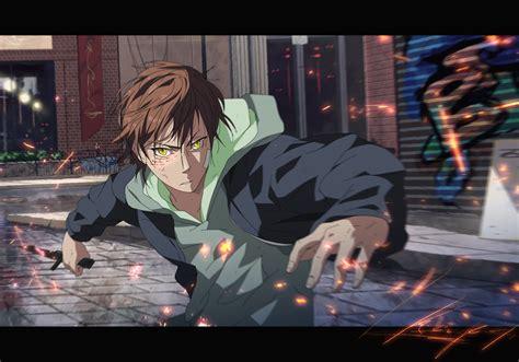 anime fighting wallpaper wallpapersafari