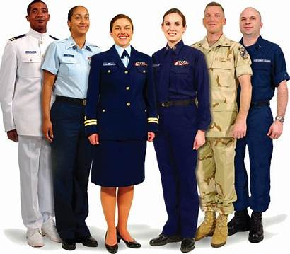 Uniform Uniforms Guard Coast Uscg United States