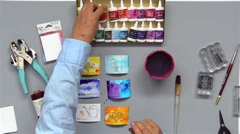 create artist trading cards  ken oliver youtube