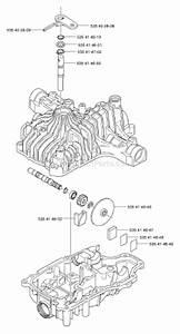 Husqvarna Tuff Torq K 66 Transmission Parts List And Diagram