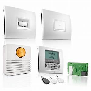 Alarme Maison Sans Fil Somfy : alarme protexial io somfy pack maison kalytea ~ Dailycaller-alerts.com Idées de Décoration