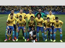 Time Selecao Brasil Paraguai Eliminatorias 2018 28032017