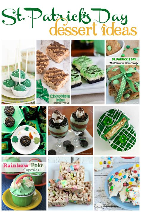 day dessert ideas st patrick s day dessert ideas nepa mom