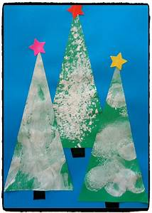 Pinterest Sapin De Noel : foret de sapins sapin de noel bricolage de noel peinture enfant no l pinterest sapin ~ Preciouscoupons.com Idées de Décoration