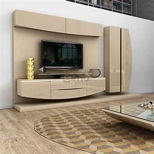 Meuble Salon Moderne : meuble salon moderne design avec des id es ~ Premium-room.com Idées de Décoration