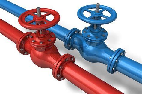 Heizen  Wasserleitungen Benötigen Schutz  Mein Bau