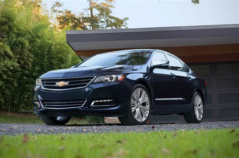 2016 Chevrolet Impala Reviews And Rating
